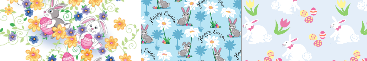 Miami Children's textile print design illustration
