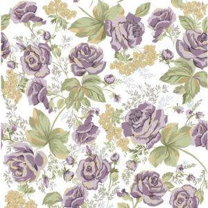 floral textile design illustration Miami
