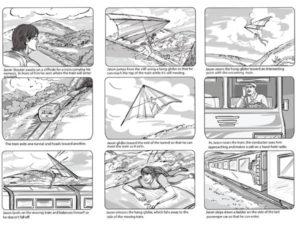 Miami Storyboard artist Ft. Lauderdale